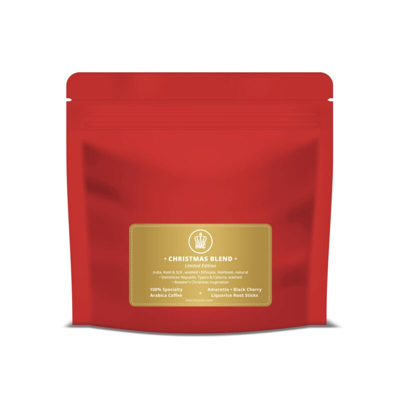 LIMITED EDITION - CHRISTMAS BLEND COFFEE