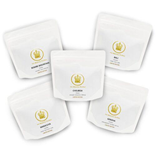 Tasting pack filter of June 2021