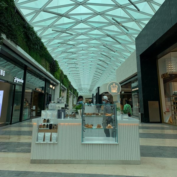 New shop in Kuwait
