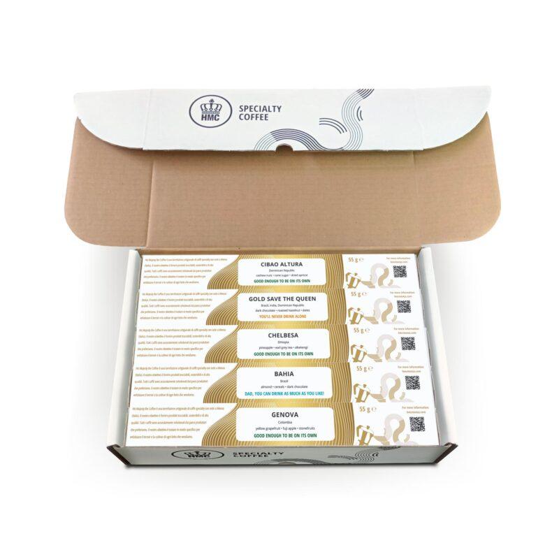 BOX CAPSULE TASTING BOX